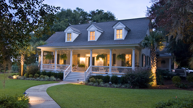 Archer building group inc local architecture styles for Pictures of cape cod style homes